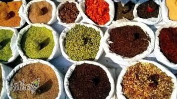 Индийские натуральные специи и пряности от ГИРИДХАРИ