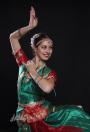 Занятия классическим индийским храмовый танцем Онлайн