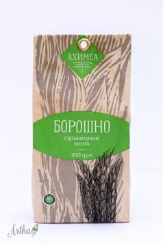 Мука спельтовая органическая жерновая ТМ Ахимса, 1 кг