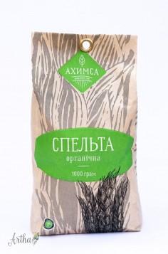 Зерно спельта органическое ТМ Ахимса, 1 кг